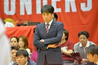 2016-17 第2節 川崎vs横浜 HC北卓也.JPG