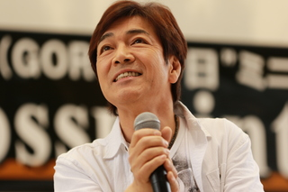 GORO NOGUCHI 45th anniversary with TETSU TAKAMORI (2).JPG