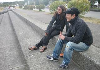 Yosuke Onuma with Tetsu Takamori #6.jpg